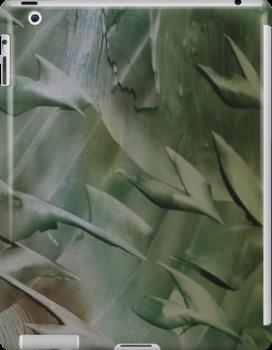 Encaustic Art iPad  by patjila