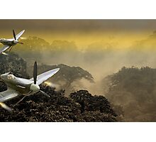 War planes Photographic Print