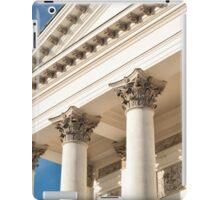 Hiding Behind the Facade iPad Case/Skin