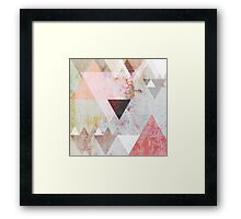 Graphic 3 Framed Print