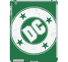 DC COMICS - VINTAGE WHITE iPad Case/Skin