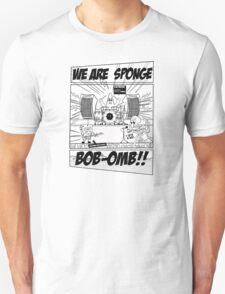 We are Sponge Bob-omb!! T-Shirt