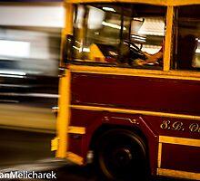 Old Town Trolley by Jonathan Melicharek