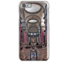 Chiesa di San Salvador iPhone Case/Skin