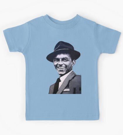 Frank Sinatra Kids Tee