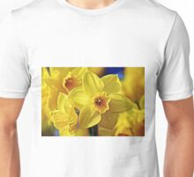 Yellow Daffodil Unisex T-Shirt