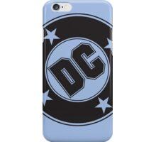 DC COMICS - BLACK iPhone Case/Skin