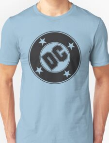 DC COMICS - BLACK Unisex T-Shirt