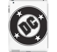 DC COMICS - BLACK iPad Case/Skin