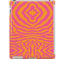 funky zebra pattern 2 iPad Case/Skin