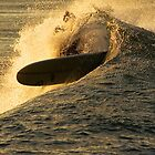 Wipeout- Evans Head by Ohlordi