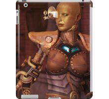Steampunk Android iPad and iPhone Case iPad Case/Skin
