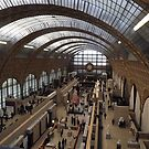 Musee d'Orsay, Paris by graceloves