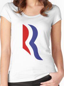 Romney Ryan Women's Fitted Scoop T-Shirt