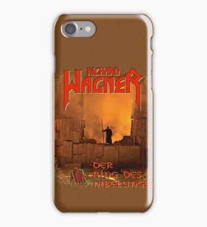 Wagner - Der Ring des Nibelungen iPhone Case/Skin