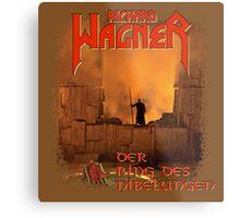 Wagner - Der Ring des Nibelungen Metal Print