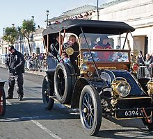 London to Brighton Veteran Car Run by Keith Larby