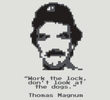 8-Bit Magnum by Ozan Sezgin