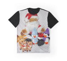Christmas Fun for Teddy Graphic T-Shirt