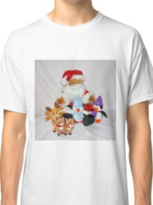 Christmas Fun for Teddy Classic T-Shirt
