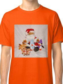 Christmas Fun for Teddy Classic T-Shirt