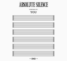 Absolute Silence by PidoBear