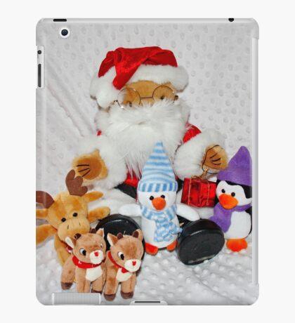 Christmas Fun for Teddy iPad Case/Skin