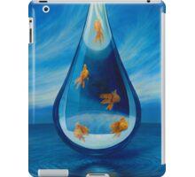 Fish Tier iPad Case/Skin