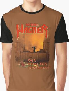 Wagner - Der Ring des Nibelungen Graphic T-Shirt