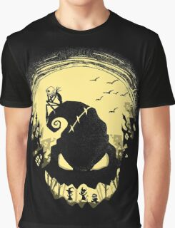 Jack's Nightmare Graphic T-Shirt