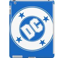 DC COMICS - WHITE iPad Case/Skin