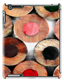 ipad case for artists by Anthony  Poynton