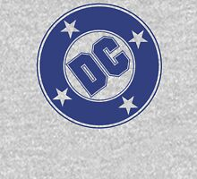 DC COMICS - CLASSIC BLUE LOGO Unisex T-Shirt
