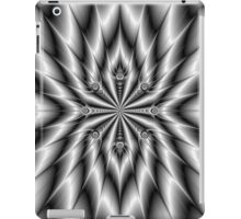 Silver Spokes iPad Case/Skin