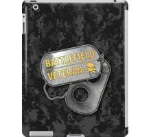 Battlefield Veteran iPad Case/Skin