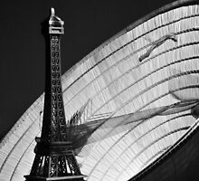 Eiffel Tower by levucuong