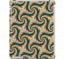 Vortex tiled iPad Case/Skin