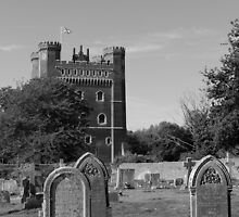 Tattershall Castle, Lincoln, England by HJRobertson