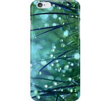 Fairy Drops Blue/Green iPhone / iPod iPhone Case/Skin