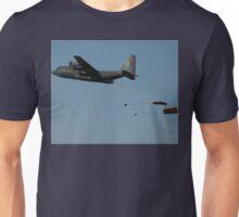 Hercules Delivers, Amberley RAAF Base, Qld, Australia Unisex T-Shirt