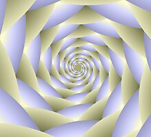 Spiral Tunnel by Objowl
