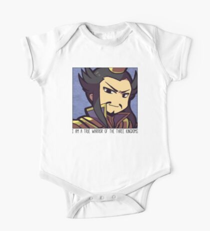 Dynasty Warriors Cao Cao of Wei chibi One Piece - Short Sleeve