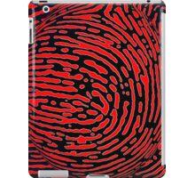 Fingerprint Bubble iPad Case/Skin