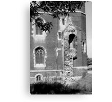 Tattershall Castle, Lincoln, England Canvas Print