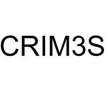 CRIM3S black text by ultratrash