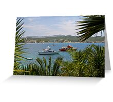Majorca Greeting Card