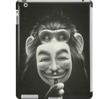 Anonymous I. iPad Case/Skin