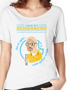 Cooking with Heisenberg Women's Relaxed Fit T-Shirt