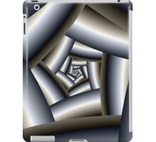 Steel Spiral iPad Case/Skin