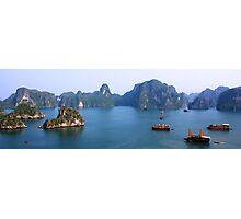 Halong Bay, Vietnam Photographic Print